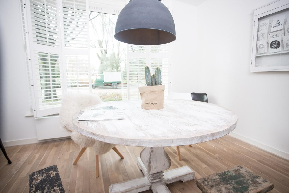 Keukentafel hout finest grote eettafels hout goedkoop met