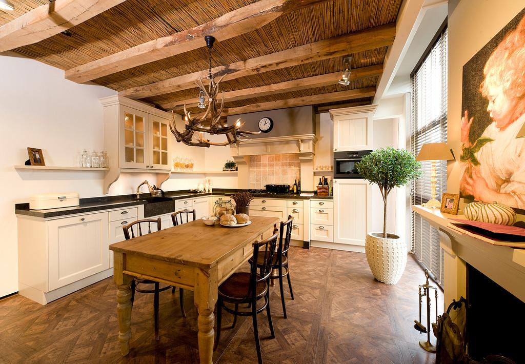 brocante keuken keuken t landelijk wonen keuken en