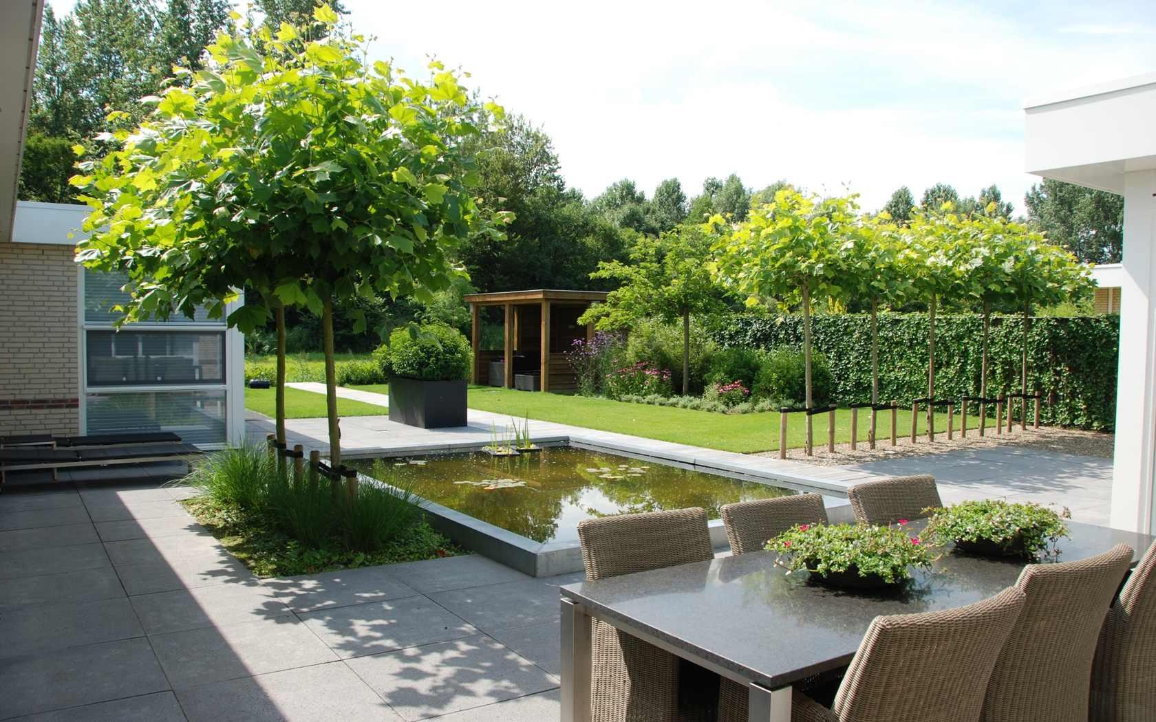 Betrouwbaar tuin inrichten ideeen inspirerende idee n ontwerp met foto 39 s en voorbeelden - Moderne tuin foto ...