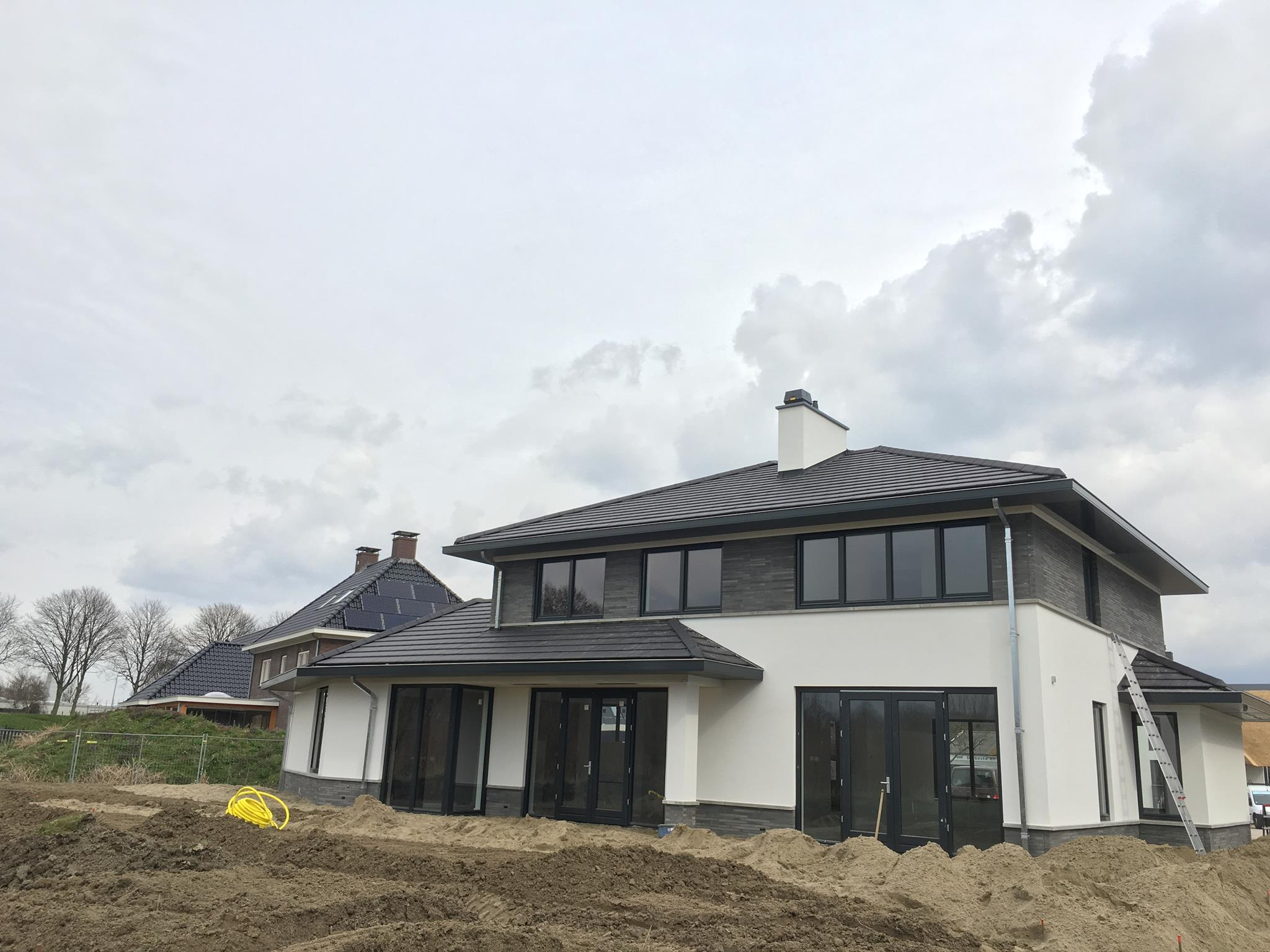 With huis bouwen prijs for Zelf een huis bouwen prijzen