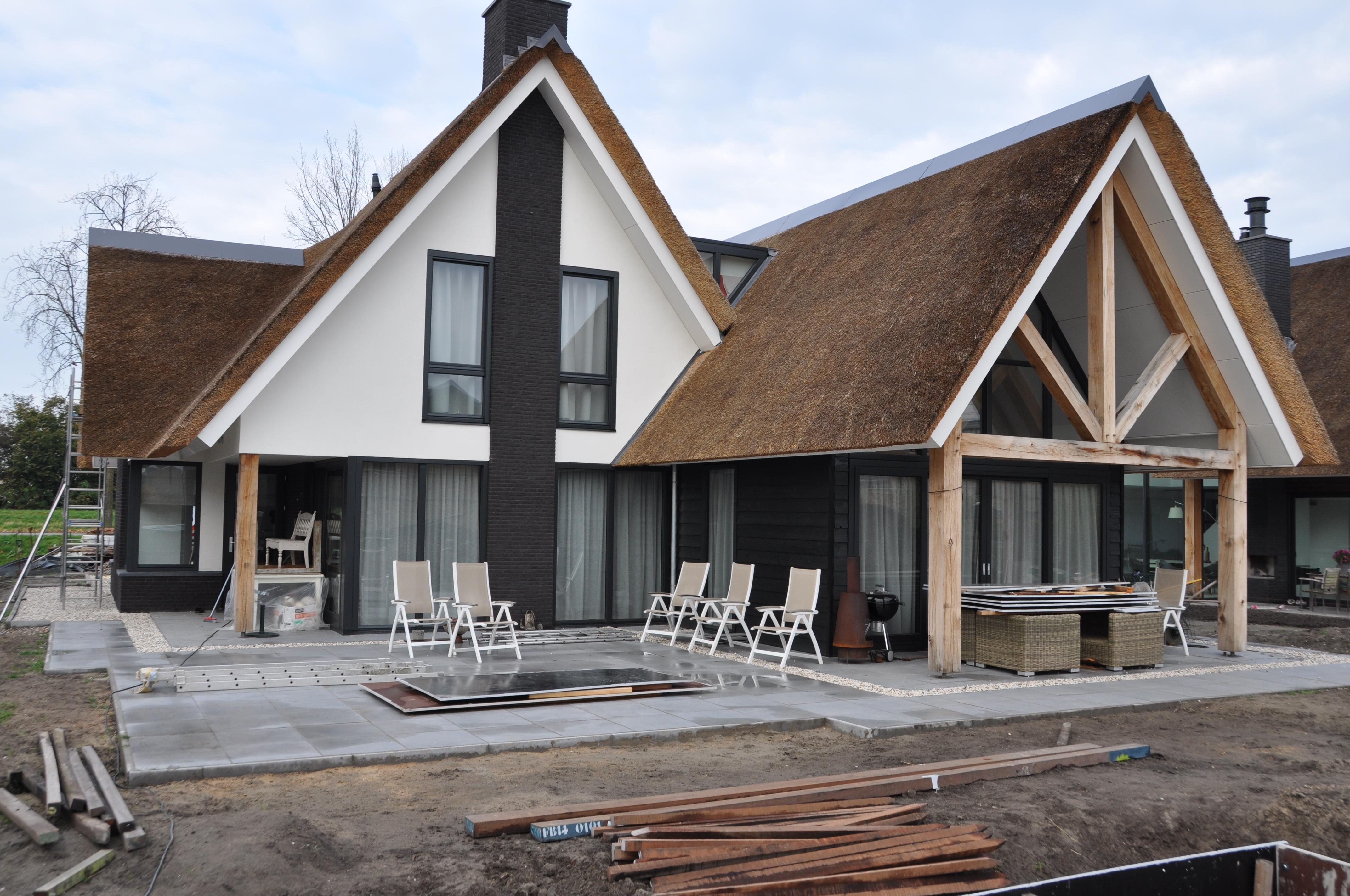 De grootste kostenposten bij het bouwen van je woning for Bouwkosten huis
