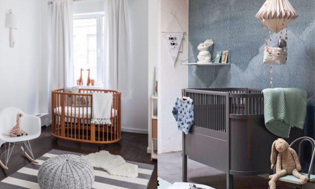 Welke kleuren babykamer?
