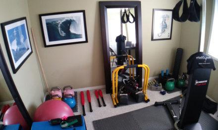 Top 5 producten voor een home gym